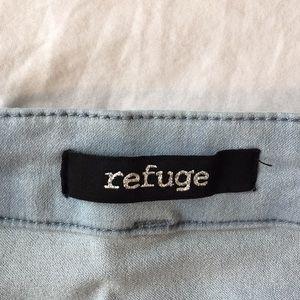 Charlotte Russe Shorts - Charlotte Russe Refuge High Waisted Shorts